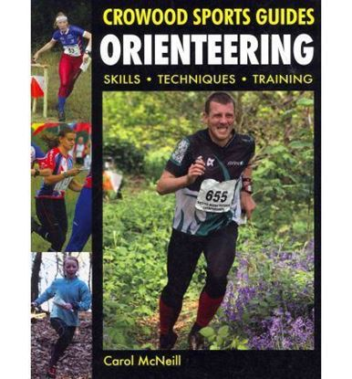Picture of Orienteering: Crowood Sports Guides - Skills, Techniques, Training