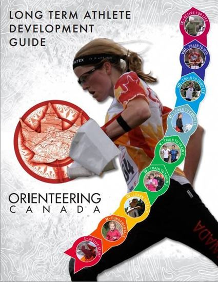 Picture of Orienteering Canada LTAD Guide