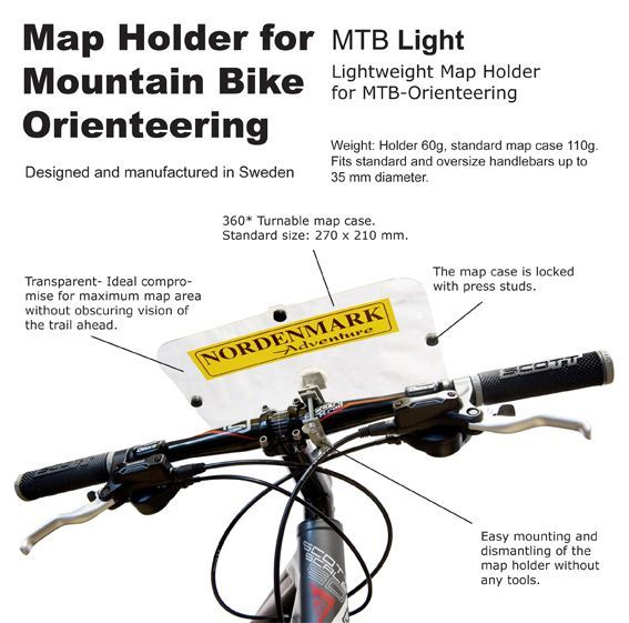 Picture of Light MTB-O Map Board