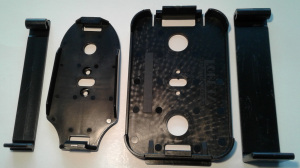 Picture of Mounting holders for BS7 or BS8 controls