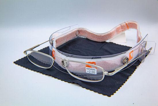 Picture of Vapro Half-Frame Glasses