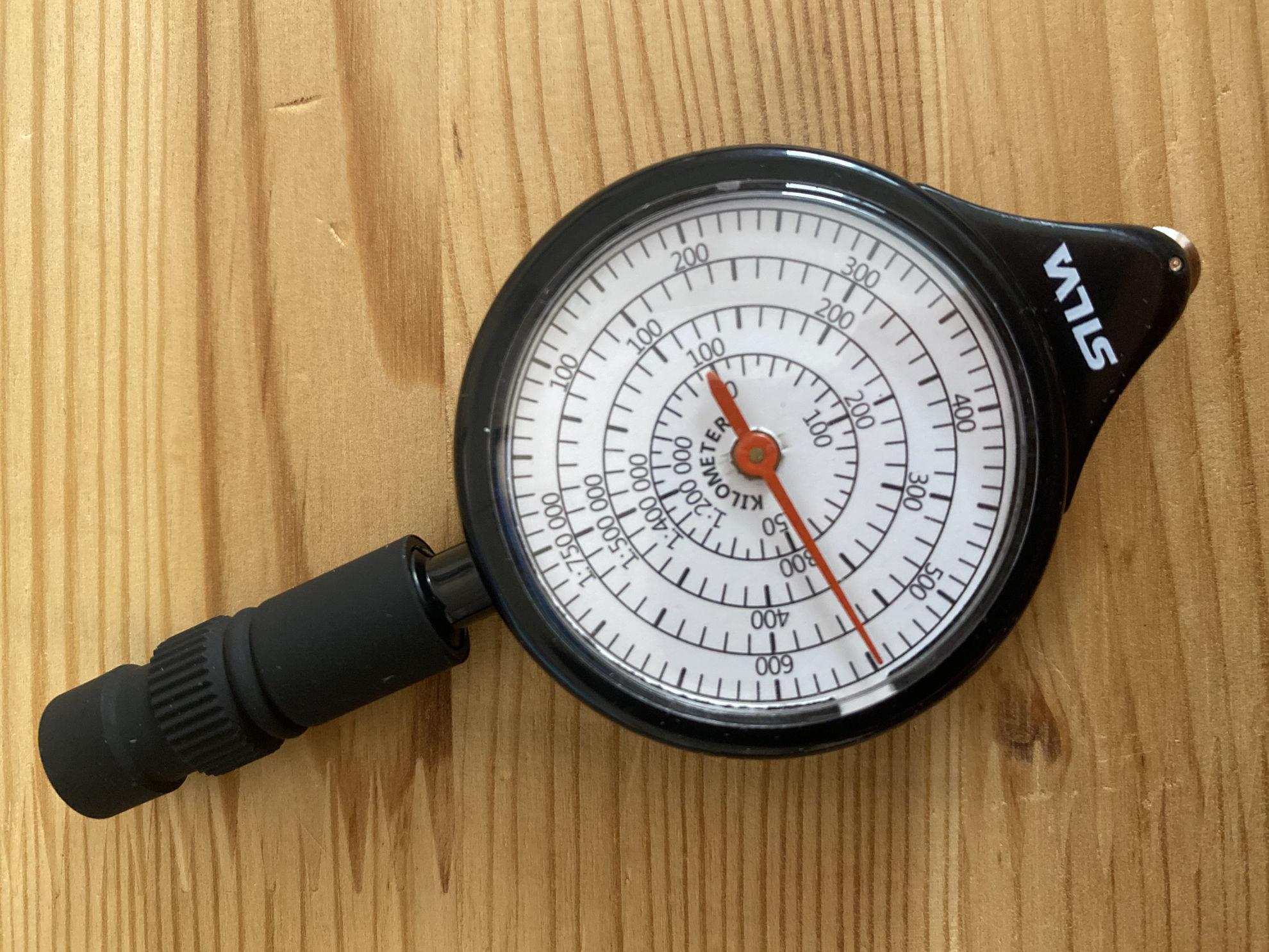 Image de Silva Map  Measurer Path