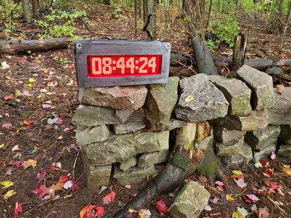 Picture of Orienteering Clock