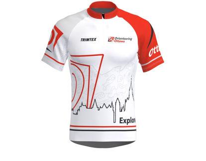 Picture of Orienteering Ottawa Race Shirt - Light