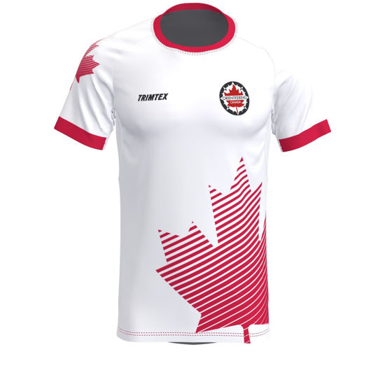 Picture of Team Canada Supporter's Shirt - 2021 design