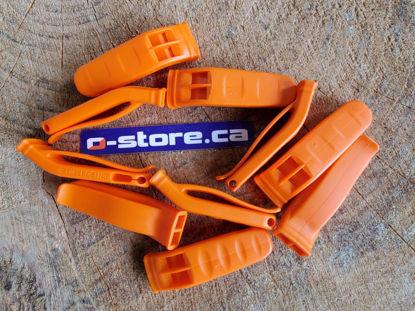 Picture of Nexus Orange Whistle - Set of 10